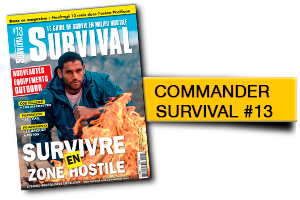 Commander survival 13
