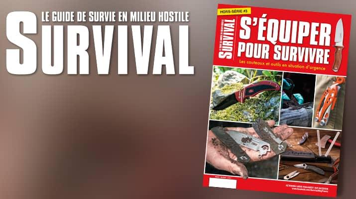 HS SURVIVAL #3 - 12,50 euros