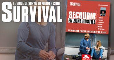 couverture livre Secourir en zone hostiles