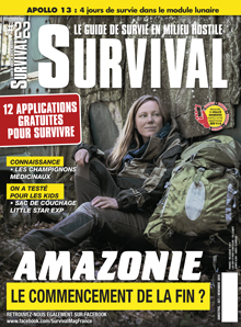 couverture survival #22