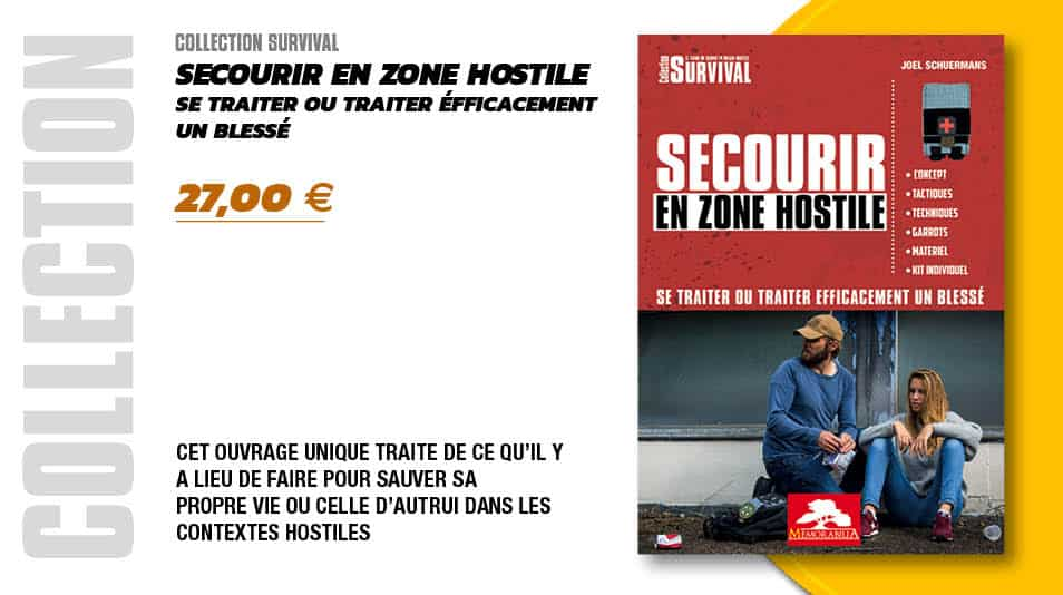 Secourir enzone hostile - 27 euros