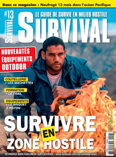 Couverture survival 13