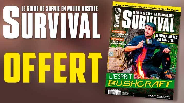 SURVIVAL 4 OFFRET