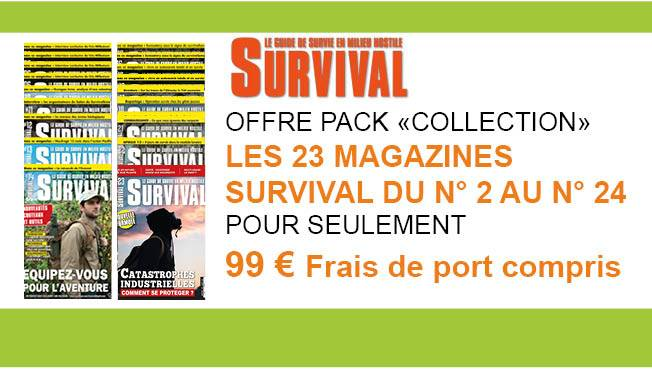 OFFRE SURVIVAL 23mag
