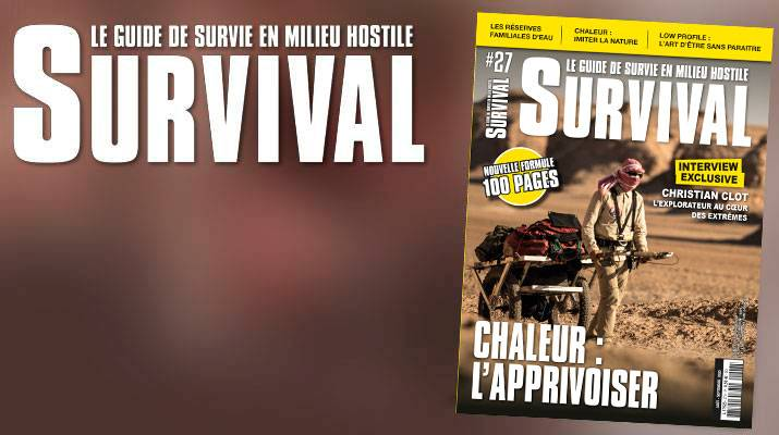 EDITO SURVIVAL#27