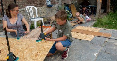 construire un sechoir