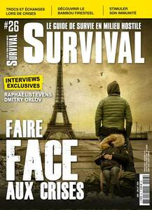 couverture Survival#26