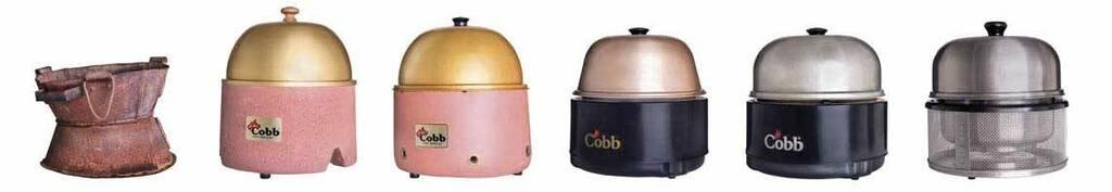 Depuis la version de départ, le Cobb a beaucoup évolué en 25 ans.