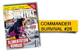 Bouton commander survival #28