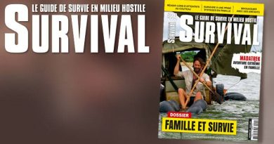 Survival #29 Header