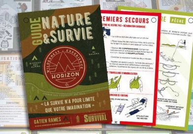 Guide nature et survie header